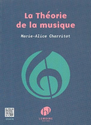 Marie-Alice Charritat - Theory of Music - CHARRITAT - Sheet Music - di-arezzo.co.uk