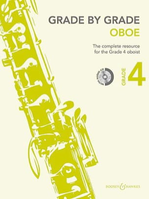 - Grade by Grade Oboe - Volume 4 - Partition - di-arezzo.fr