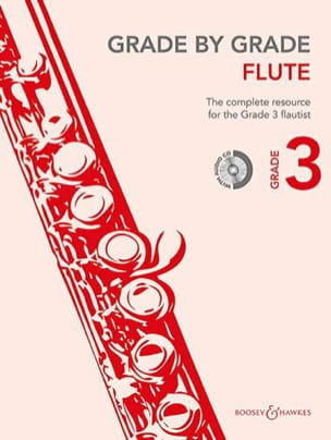 - Grade by Grade Flute - Volume 3 - Partition - di-arezzo.fr