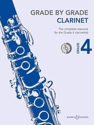 - Grade by Grade Clarinet - Volume 4 - Partition - di-arezzo.fr