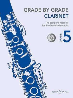 Grade by Grade Clarinet - Volume 5 - Partition - laflutedepan.com