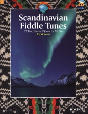 Traditionnels - Scandinavian Fiddle Tunes - Violin - Sheet Music - di-arezzo.co.uk