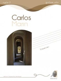 Carlos Marin - Traverses - Partition - di-arezzo.fr