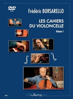 Frédéric Borsarello - Cahiers du Cello vol. 1 - Sheet Music - di-arezzo.co.uk