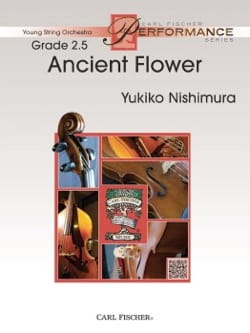 Yukiko Nishimura - Ancient Flower - Sheet Music - di-arezzo.com