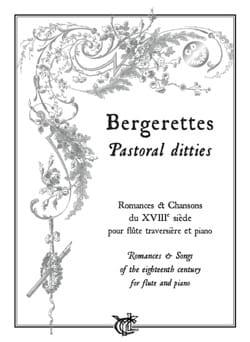 Bergerettes - Partition - Flûte traversière - laflutedepan.com