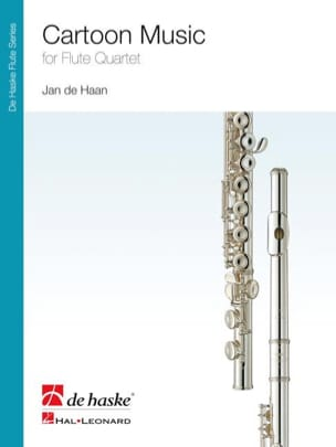 Jan de Haan - Cartoon Music - Sheet Music - di-arezzo.co.uk