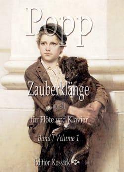 Wilhelm Popp - Zauberklänge, op. 491 - Volume 1 - Partition - di-arezzo.fr