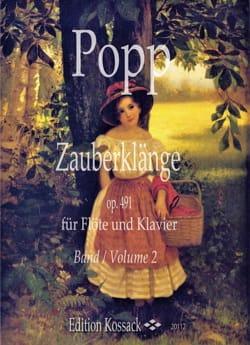 Wilhelm Popp - Zauberklänge, op. 491 - Volume 2 - Partition - di-arezzo.fr