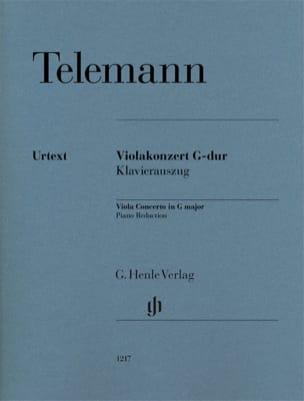 Concerto pour alto en Sol Majeur - Alto et piano - laflutedepan.com