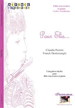 Claudia & Dentresangle Franck Pereira - Para Elis - Partitura - di-arezzo.es