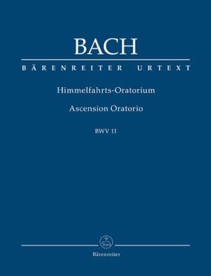 BACH - Himmelfahrts-Oratorium BWV 11 - Sheet Music - di-arezzo.co.uk