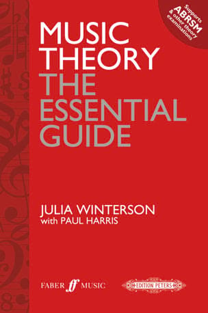 Winterson Julia / Harris Paul - Music Theory - The Essential Guide - Sheet Music - di-arezzo.com