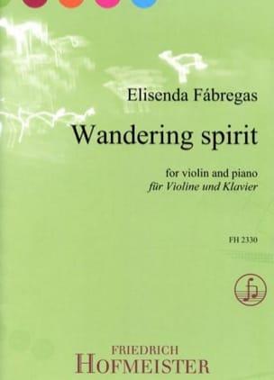 Wandering spirit - Violon et piano - laflutedepan.com