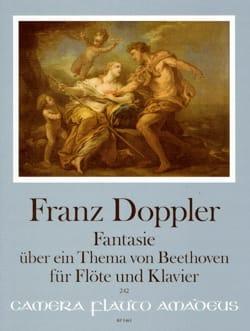 Fantaisie sur un thème de Beethoven - Flûte et piano - laflutedepan.com
