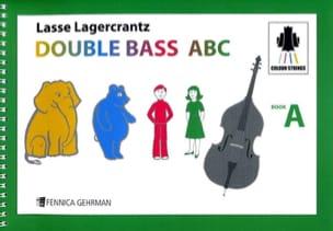 Lasse Lagercrantz - Colourstrings Double Bass ABC Book A - Partition - di-arezzo.fr