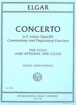 ELGAR - Concerto in E minor, Op. 85 - Sheet Music - di-arezzo.com