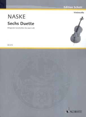 Elisabeth Naske - 6 Duet - Sheet Music - di-arezzo.com