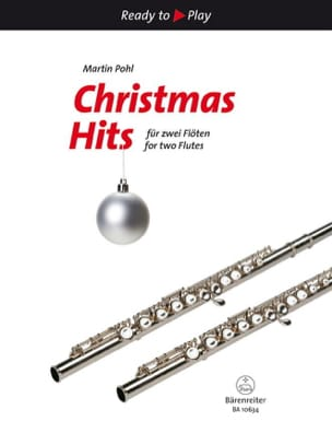 Martin Pohl-Hesse - Christmas Hits - 2 Flutes - Sheet Music - di-arezzo.co.uk