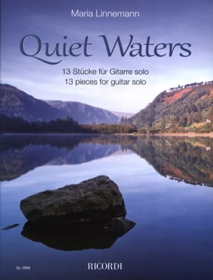 Maria Linnemann - Quiet Waters - Partition - di-arezzo.fr