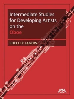 Shelley Jagow - Intermediate Studies for Developing Artists on the Oboe - Sheet Music - di-arezzo.co.uk