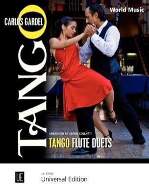 Carlos Gardel - Tango Flute Duets - Partition - di-arezzo.fr