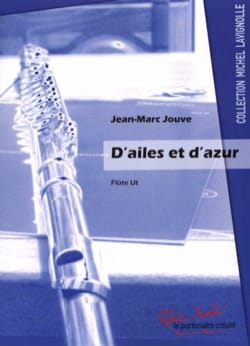 Jean-Marc Jouve - Wings and Azure - Flute alone - Sheet Music - di-arezzo.com
