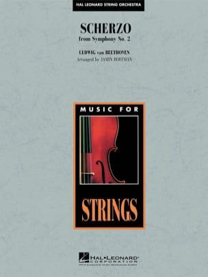 BEETHOVEN - Scherzo from Symphony N ° 2 - Sheet Music - di-arezzo.com