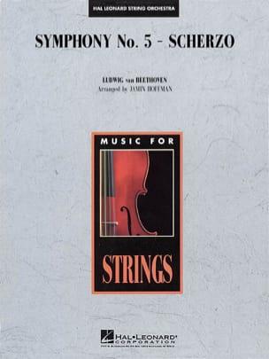BEETHOVEN - Symphony N ° 5 Scherzo - score - parts - Sheet Music - di-arezzo.com