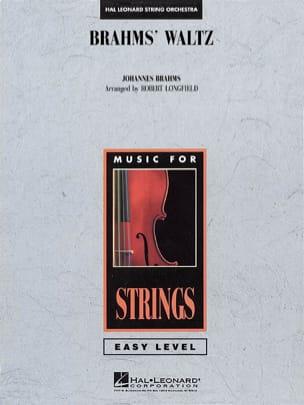 BRAHMS - Brahms' Waltz - score - parts - Sheet Music - di-arezzo.com