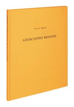 Gioacchino Rossini - Le Comte Ory - Relié - Partition - di-arezzo.fr