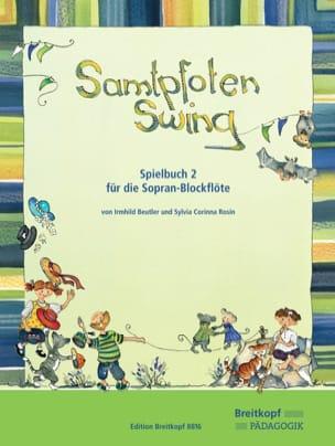 Beutler Irmhild / Rosin Sylvia Corinna - Samtpfoten Swing - Spielbuch 2 - Partition - di-arezzo.fr