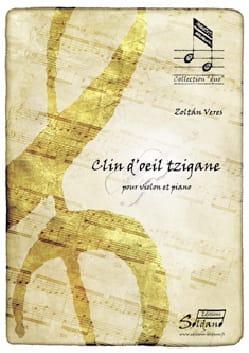Zoltan Veres - Clin d'oeil tzigane - Partition - di-arezzo.fr