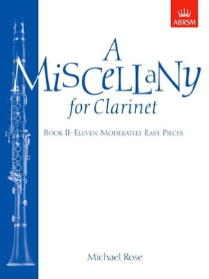 - A Miscellany for clarinet book 2 - Sheet Music - di-arezzo.co.uk