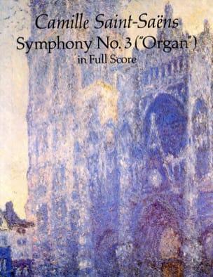 Symphonie n° 3 avec Orgue - Conducteur - laflutedepan.com