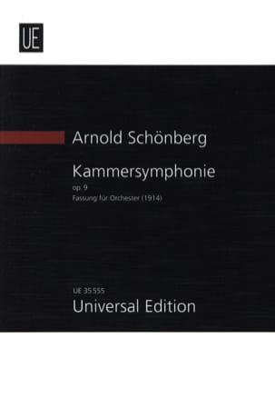 Kammersymphonie, op. 9 - Version pour Orchestre (1914) - laflutedepan.com