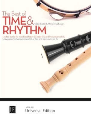 Traditionnel - The best of Time and Rhythm - 2 Recorders - Sheet Music - di-arezzo.com