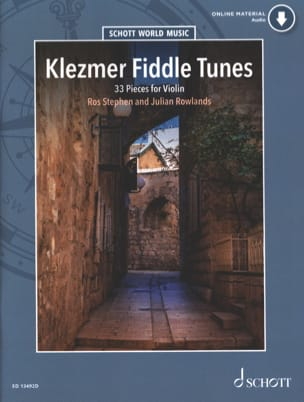 - Klezmer Fiddle Tunes - Sheet Music - di-arezzo.co.uk