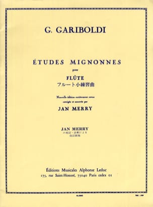 Giuseppe Gariboldi - Cute Studies op. 131 - Sheet Music - di-arezzo.co.uk