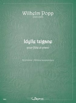 Wilhelm Popp - Gypsy Idyll - Sheet Music - di-arezzo.co.uk