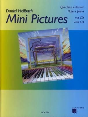 daniel Hellbach - Mini Pictures Vol 1 - Sheet Music - di-arezzo.com