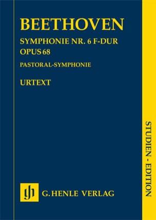 Symphonie n° 6 en Fa Majeur Pastorale - Conducteur laflutedepan