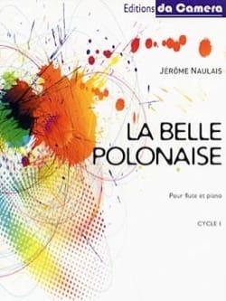 Naulais Jérôme - La belle polonaise - Partition - di-arezzo.fr