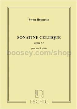 Sonate Celtique op. 62 - Swan Hennessy - Partition - laflutedepan.com