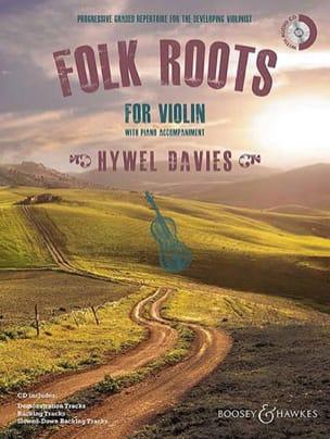 Folk Roots - Violon et piano Partition Violon - laflutedepan