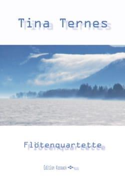 Flötenquartette - Quatuors pour flûtes Tina Ternes laflutedepan