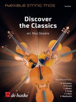 - Descubre los clásicos - Trios - Partitura - di-arezzo.es