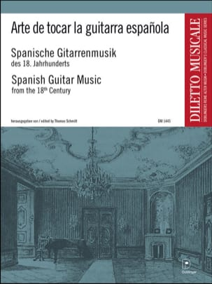 - Arte de tocar la guitarra espanola - Partition - di-arezzo.fr