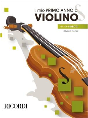 Silvano Perlini - Il mio primo anno di violino - Violon - Partition - di-arezzo.fr