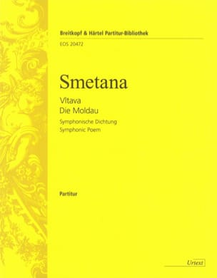 Bedrich Smetana - The Moldau - Driver - Sheet Music - di-arezzo.co.uk